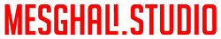 Mesghali Studio Logo